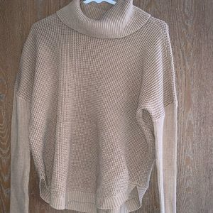 Tan Michael Kors sweater,